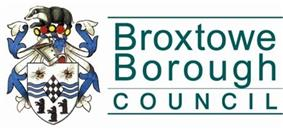 Official logo of Borough of Broxtowe