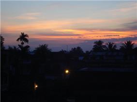 View of Sunrise in Biratnagar