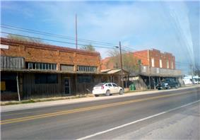Downtown Bryson.