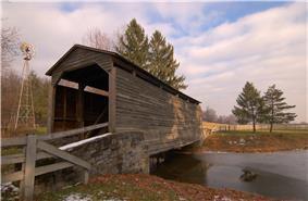 Buck Hill Farm Covered Bridge
