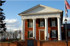 Buckingham Courthouse Historic District