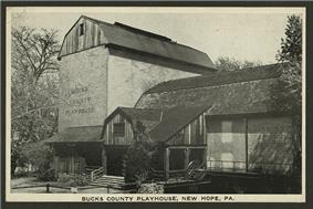 Bucks County Playhouse, 1934