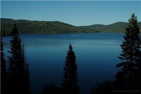 Bucks Lake.