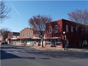 Buena Vista Downtown Historic District