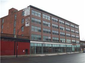 Buffalo Electric Vehicle Company Building