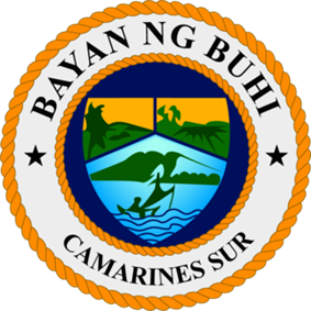 Official seal of Buhi
