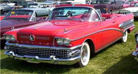 1958 Buick Special.
