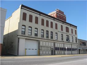 Building at 510-516 Ohio Street