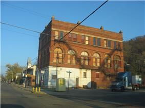Village of Addyston Historic District