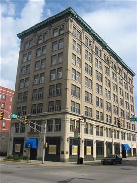 Wabash Avenue-East Historic District