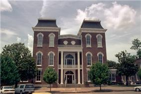 Bullock County Courthouse Historic District