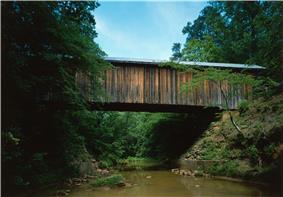Bunk Hill Covered Bridge