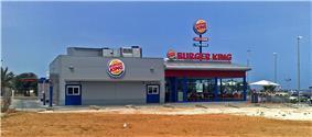 A Spanish Burger King.