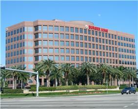 Burger King's corporate headquarters