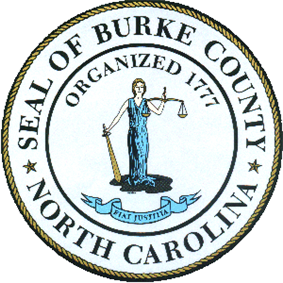 Seal of Burke County, North Carolina