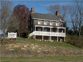 Burtner Stone House