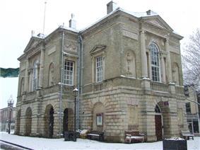 Bury St Edmunds - Market Cross.jpg