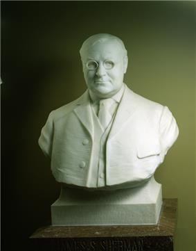 Senate President James S. Sherman