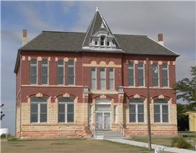 Old Logan County Courthouse