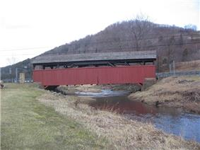 Buttonwood Covered Bridge