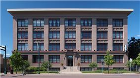 Buzza Company Building