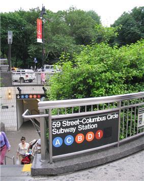 59th Street – Columbus Circle Station