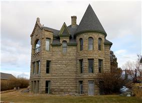 Byron R. Sherman House