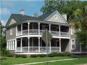 C.P. Quattlebaum House