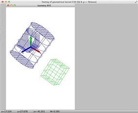 Demo application for Mac OS X