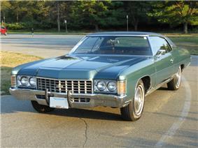 Chevrolet Caprice.