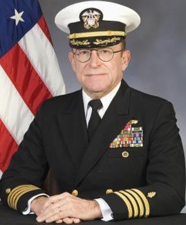 CAPT Albert Shimkus, Nurse Corps, USN