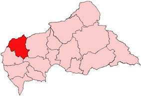 Ouham-Pendé, prefecture of Central African Republic