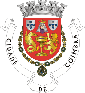 Coat of arms of Coimbra