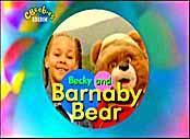Becky and Barnaby Bear