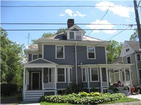 Calvin Coolidge House