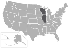 College Conference of Illinois and Wisconsin locations