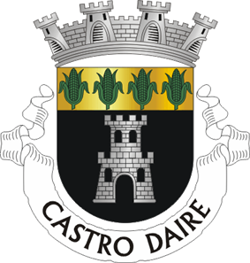 Coat of arms of Castro Daire