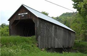 Cilley Covered Bridge