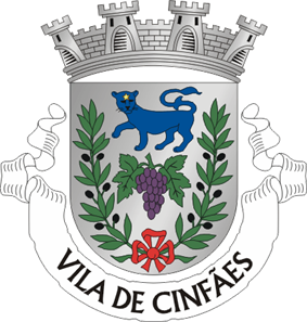 Coat of arms of Cinfães