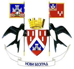 Coat of arms of New Belgrade