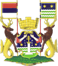 Coat of arms of Ruma