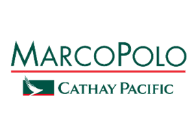 The Marco Polo Club logo