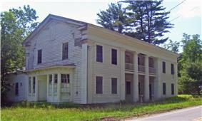 C. Burton Hotel