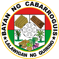 Official seal of Cabarroguis