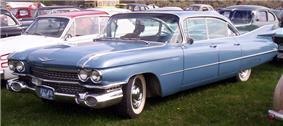 Cadillac De Ville.