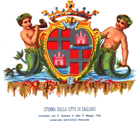 Coat of arms of Cagliari