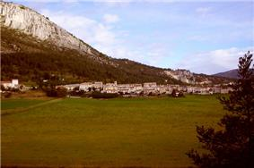 A general view of Caille
