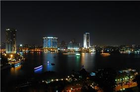 Cairo by night