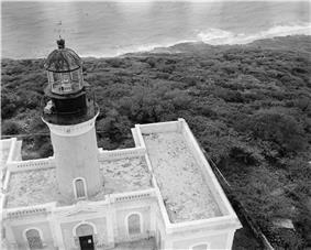 Faro de la Isla de Caja de Muertos