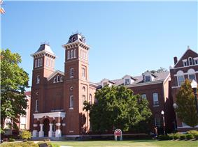 Old Main, California State College